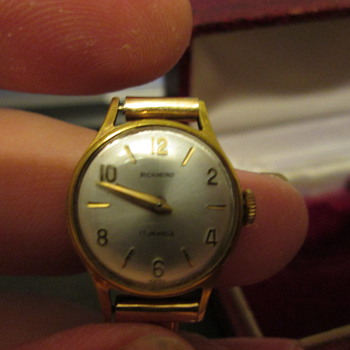 Found wristwatch 