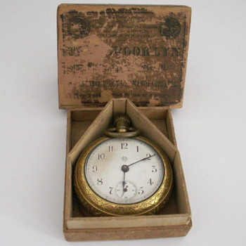 Ansonia Clock Co. - Pocket Watches
