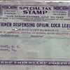 Special Tax Stamp