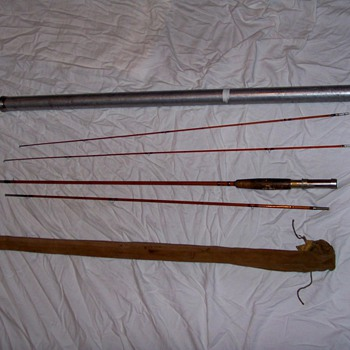 Bamboo Fly Rod HDH - Fishing