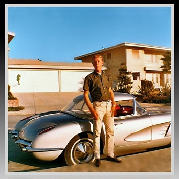 Those Were The Day&#039;s, Me and My 1959 &amp; 1992 Corvette - Classic Cars