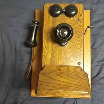 Kellogg S&S Telephone