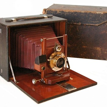 1899 Korona I & 1904 Korona VII: Gundlach Optical Company