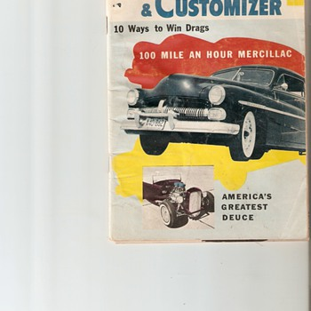 February 1957 Car Magazine - Books