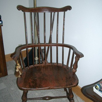 This  old chair...