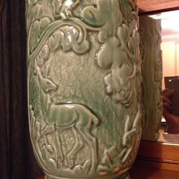 Huntley Art Deco Vase - Art Deco