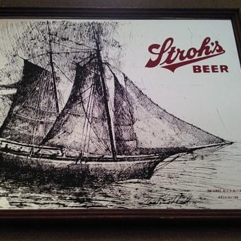 Potomac Distributing Company Mirror - Breweriana