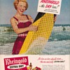 1950 Rheingold Lager Advertisement 2