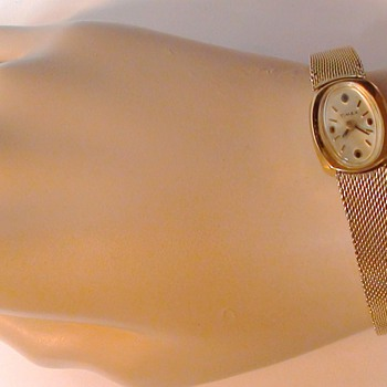 TIMEX MECHANICAL WOMEN A NICE WATCH WHAT YEAR IS IT? - Wristwatches