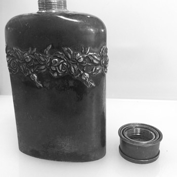 Whiskey Flask - Bottles