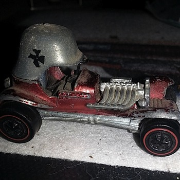 Original Red Baron Prototype?