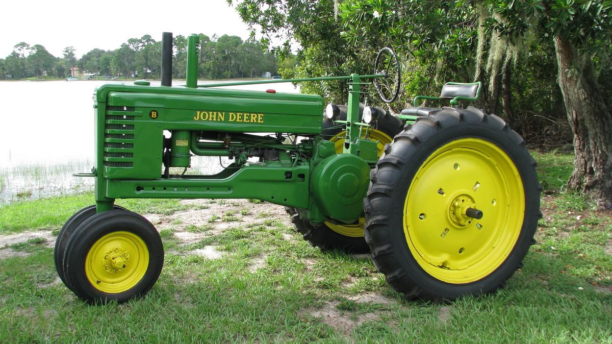 1951 B John Deere Tractor Collectors Weekly