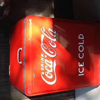 1930's Westinghouse Ice Chest