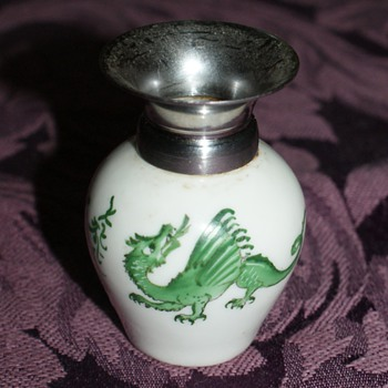 Little Vase - Made in Germany - China and Dinnerware