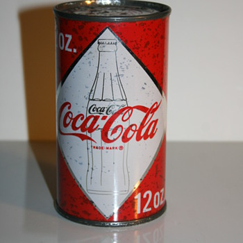 Coca cola diamond coke can - Coca-Cola