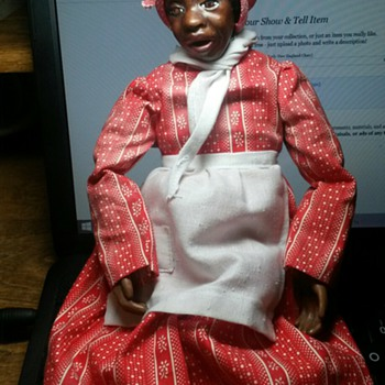 1967 Magge Head Kane African American Doll