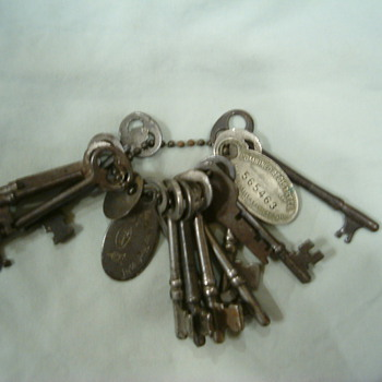 Jail house keys
