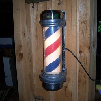 MARVY 55 BARBER POLE