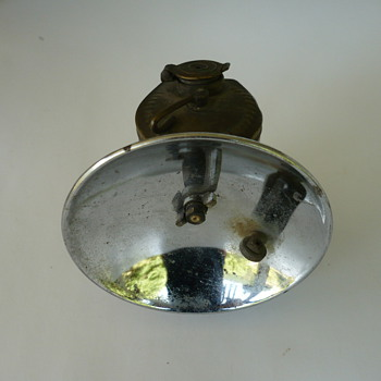Carbide Lamp - Lamps