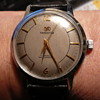 1970s Timestar Indo French - collaboration... Gray dial