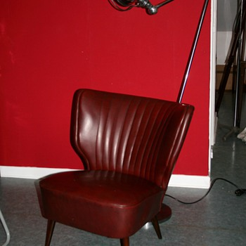 1958 cocktail chair