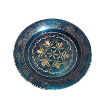 Copper Plate by Pandur Ramiz