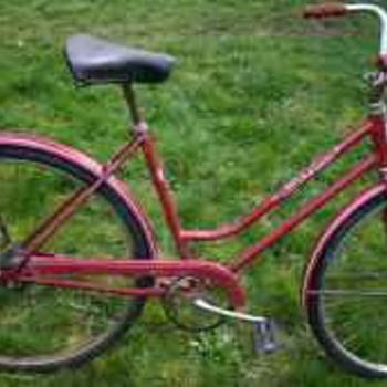 Ladies Schwinn - Motorcycles