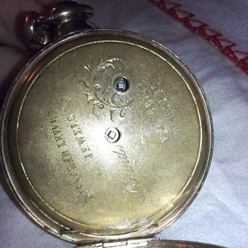 Need Info On Old M.J. Tobias Pocket Watch, Please!