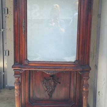unknown cabinet