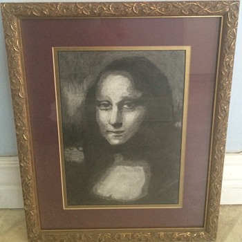 My Mona Lisa  - Visual Art