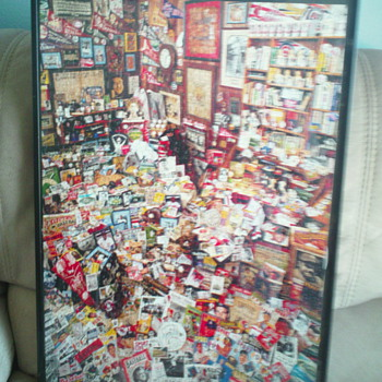 Baseball Memories 1000 piece Puzzle 49 x 68 cm - Baseball