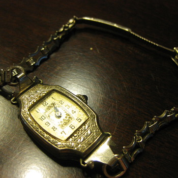 Great Grandma's Watch - Wristwatches