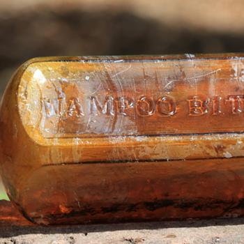~~~~~Wampoo Bitters~~~~~ - Bottles