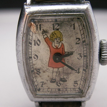 Little Orphan Annie - Wristwatches
