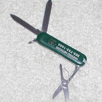 Victorinox Penknife - Green - Tools and Hardware