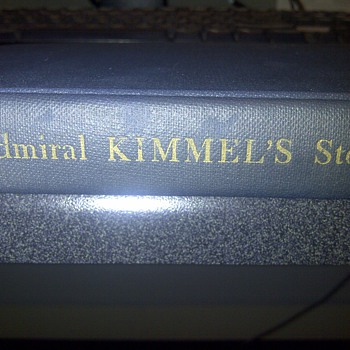 Admiral Kimmel's Story