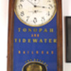 A Great Railroad Clock