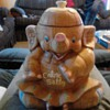 my mystery de forest elephant cookie jar