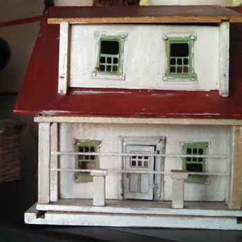 Possible Sears Roebuck House Sample late 1800's
