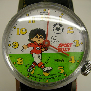 Sport Billy Animated  Soccer Watch - Wristwatches