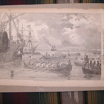 Harper&#039;s Weekly Print