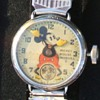 1933-37 Mickey Mouse Wristwatch Comparison Photos
