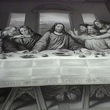 THE LORD'S SUPPER - Posters and Prints