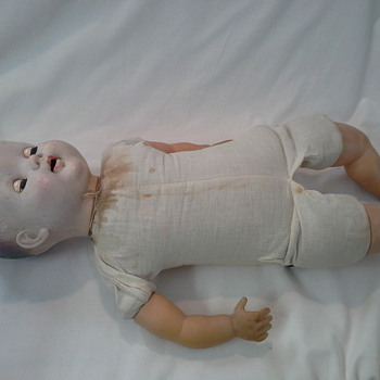 22 inch doll cloth body  - Dolls