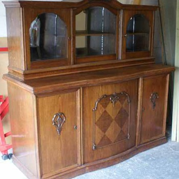 large side cupboard?.. - Furniture