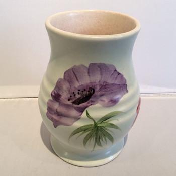 Vintage English vase - Art Pottery