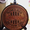 Sinclair Opaline Motor Oil...5 Gallon Oil Rocker Can...1920&#039;s