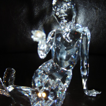 Swarofsky Crystal - Art Glass