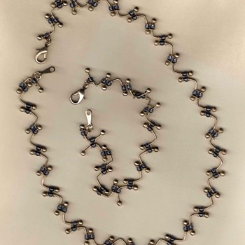 Ladies Necklace & Bracelet - Costume Jewelry