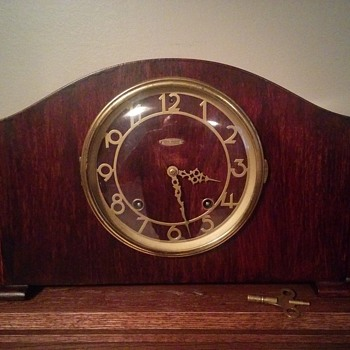 Seth Thomas Bellevue Mantle Clock